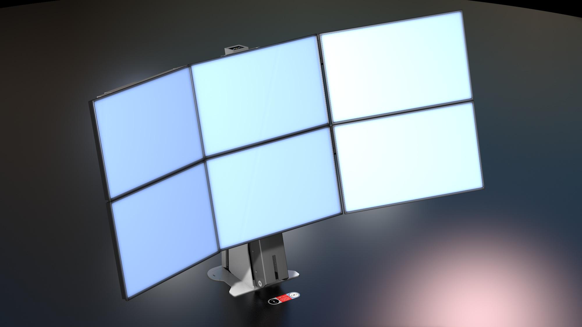 XYZ-6 ECRANS VUE2